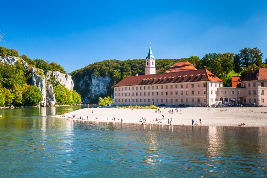 Weltenburg Abbey, Bavaria